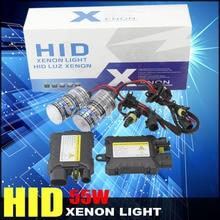 New Arrival! HID Xenon Conversion Kit 55W 12V Car Headlight Slim Ballast Bulb Beam H1 H3 H7 H8 H9 H10 H11 9005 9006 3000K-12000K