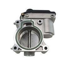 Корпус дроссельной заслонки 55 мм для FORD C-MAX FIESTA FOCUS MONDEO VP4M5U9E927DC VP4F9U-9E928-AC 1556736 4M5GFA 4M5G9F991FA