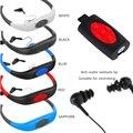 Banda para el cuello Wireless bluetooth auriculares impermeables para la natación auricular impermeable swim surf submarinismo IPX8