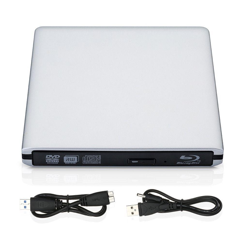TTKK di Alluminio USB 3.0 DVD/lettore CD Del NastroTTKK di Alluminio USB 3.0 DVD/lettore CD Del Nastro