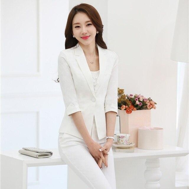 In New Fashion Korea Perempuan Wanita Lengan Baju Panjang Setelan Jas Dan  Blazer . Source · fa5c905397