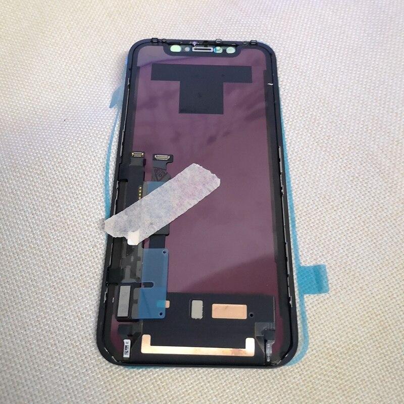 Pour iPhone X XS MAX XR Verre Changé Ori écran lcd ensemble numériseur à écran tactile De Réparation de Remplacement