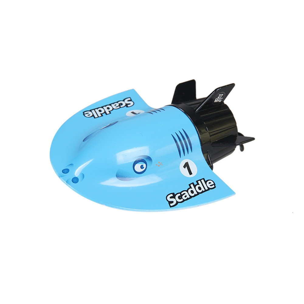 Smart Electronics Expressive Epula Hot Sale Christmas Toys Devil Fish Submarine Mini Electric Radio Remote Control Submersible Boats As Gift For Kids Consumer Electronics