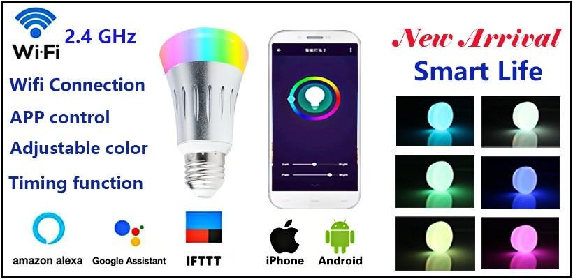 led wifi bulb