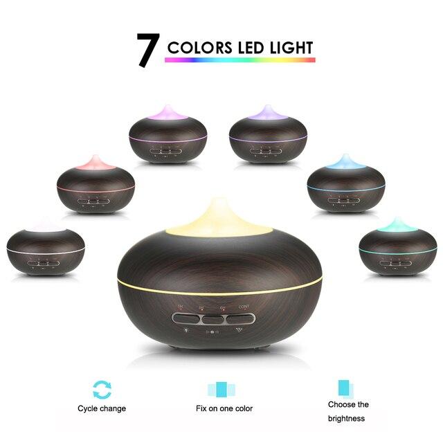 LED Aroma Humidifier