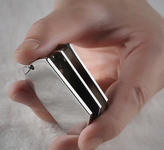 GNAYY 10pcs In Bulk  Stainless Steel High  Polished Plain Dog Tag Pendant Charm Jewelry 14*30mm/20*40mm/28*50mm