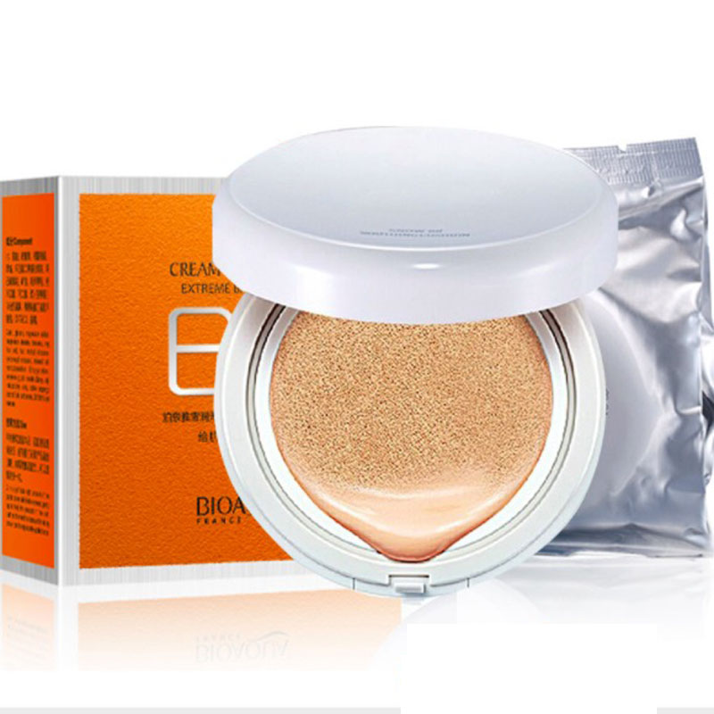 New Air Cushion BB Cream Concealer nude make up lasting