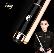 PERI PS Pool Cue with Case Extension Set 1/2 Kit 12.75mm Tip Professional Stick High-end Billiard China