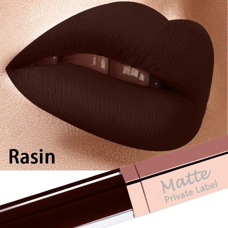 Unique Full Lip Ultra Matte Lipstick 19