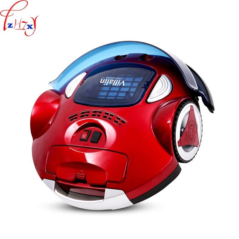 À puce balayage robot ménage automatique aspirateur de charge aspirateur robot de balayage 110-240 v 1 pc