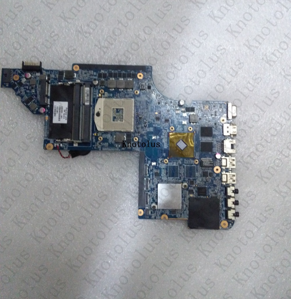 все цены на 639389-001 for HP pavilion DV7 DV7T DV7-6000 laptop motherboard 6470M1G DDR3 Free Shipping 100% test ok онлайн