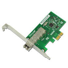 PCIe X1 Gigabit Fiber Server Card Multi Mode 850nm LC Optical Transceiver Module