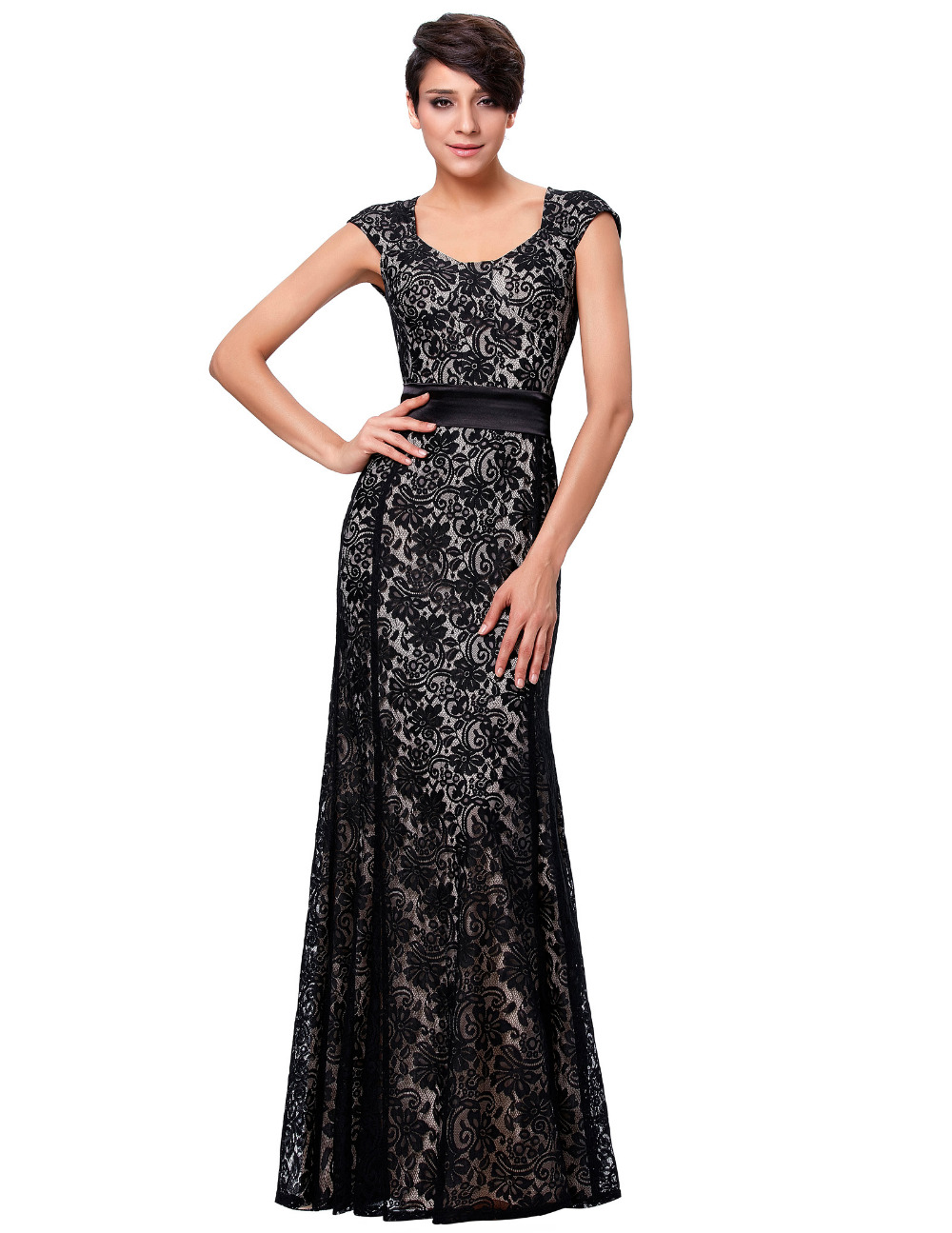Black Feather Gown Promotion- Promotional