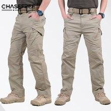 45c37ff15a3eb IX9 Tactical Men Pants Combat Trousers Army Military Pants Men Cargo Pants  For Men Military Camouflage