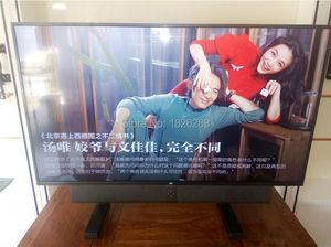 Image 4 - Ağır 32 75 inç LED LCD TV montaj standı VESA 600x400mm için 800x500mm maks. Yükleme 60kgs DSK780
