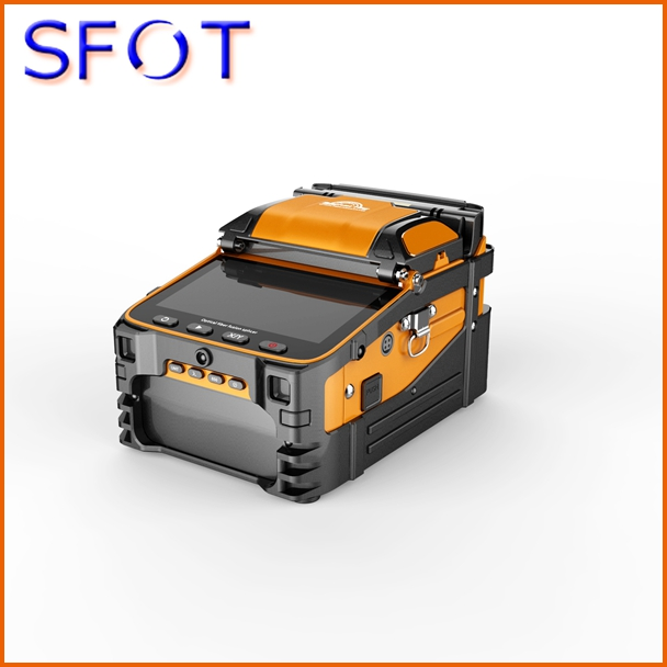 (Best Seller ) Splicing Machine AI-9, Fusion Splicer With Fiber Cleaver And Stripper And Splicer Kit