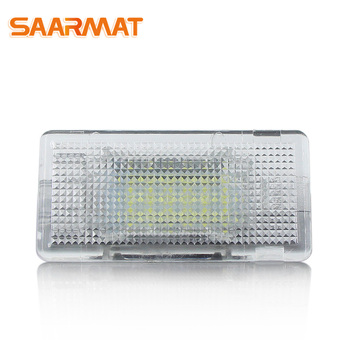 1 Piece LED Luggage Compartment Lights Trunk bulb for BMW e36 e38 e39 e46 e60 e61 e65 e66 e82 e88 e90 e91 LCI e92 e93 F01 F02 image