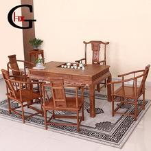 2017 Mahagoni Holz Tisch