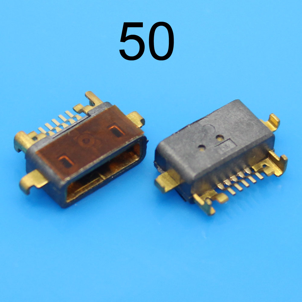 50 model Hot sale Charging Connector micro usb jack for Samsung ASUS ...