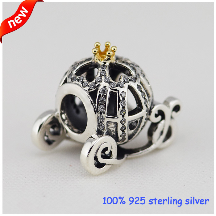 Buy fits pandora bracelets cinderella for Wholesale 14k gold jewelry distributors