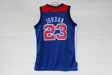 Nova Mens 23 Michael Jordan Washington Throwback Basketball Jersey EUA  Tamanho S-XXL Costurado a 56b40a0f2
