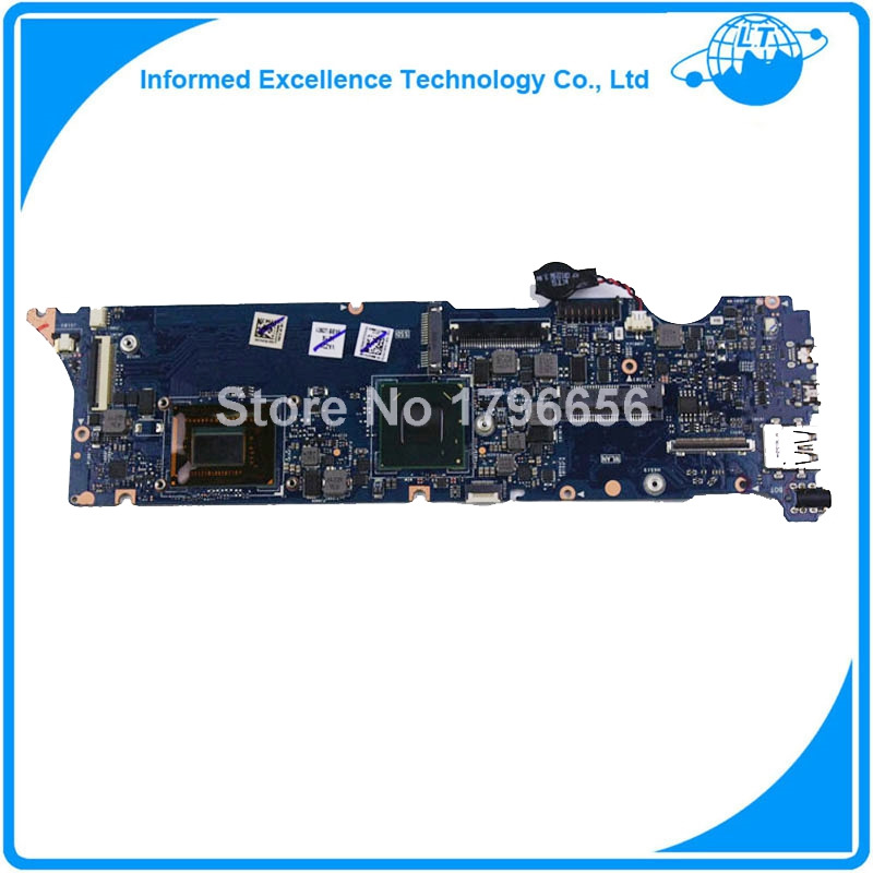 Available Laptop Motherboard For Asus UX31A Mainboard UX31A2 8G REV4.1 with I7-3537U cpu  Fully Tested for asus ux31a ux31a3 laptop motherboard with i5 3517u cpu fully tested rev 4 1 top mainboard
