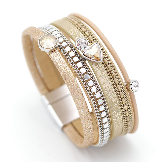 ALLYES Multilayer Bracelets...