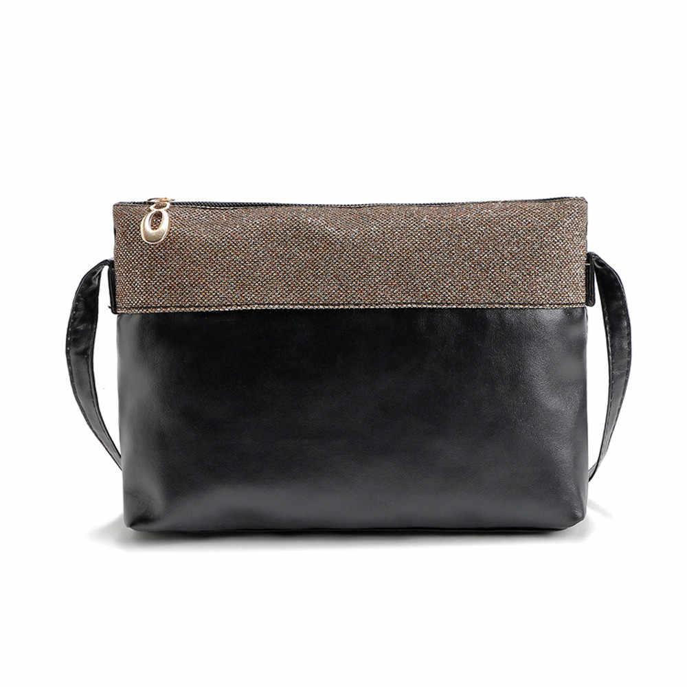 95babf4aeff6 Detail Feedback Questions about Women Leather Shoulder Bag Handbag  Messenger Bags Casual Business Leather Mens Messenger Bag Vintage Men s  Crossbody Bag  F ...