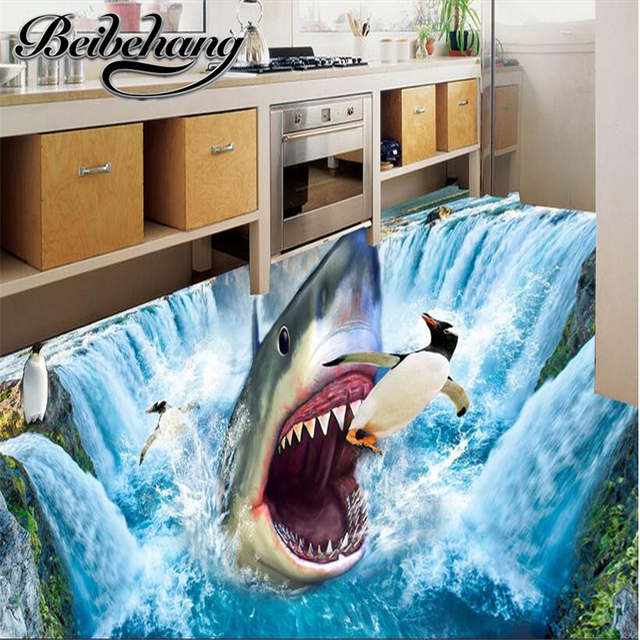 Aliexpress.com : Buy Beibehang Custom 3d Flooring Mural