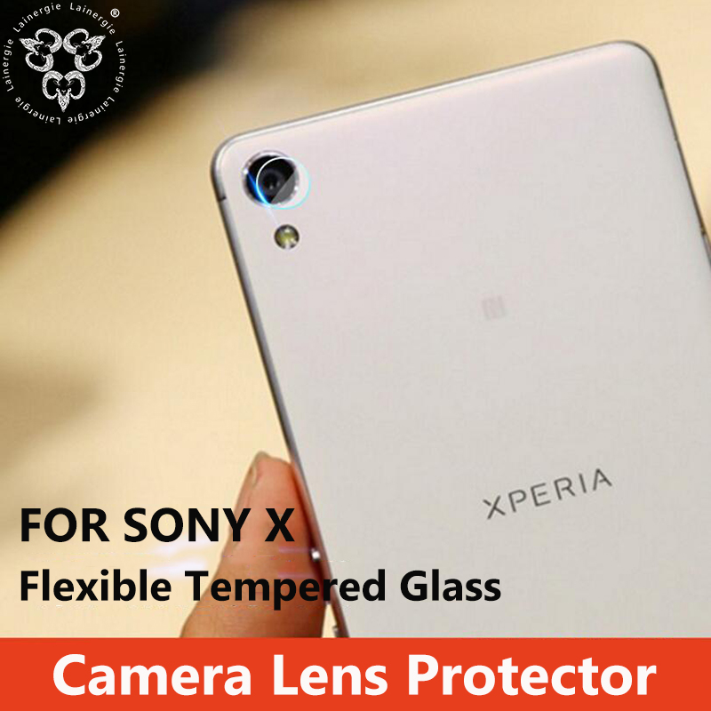 Lainergie 20PCS Back Rear Camera Lens Protector For SONY Xperia X Camera Protector Tempered Glass Protective Film Protection