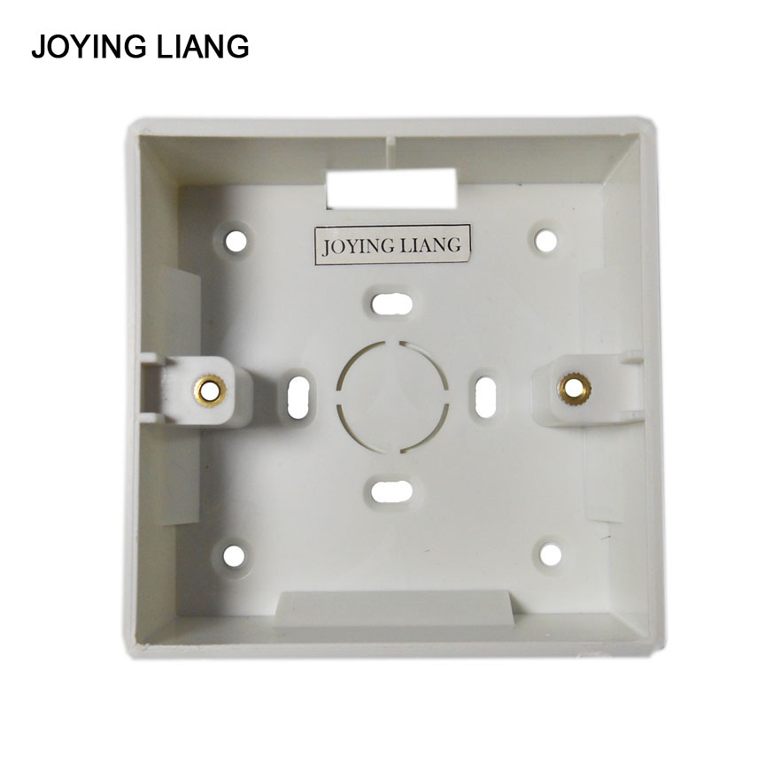 junction box switch reviews online shopping junction box switch commonly used pvc 86mm exposed socket junction box visible wall electricity wire basic box connector switch socket height 32mm