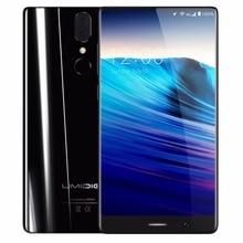 """UMIDIGI Kryształ Smartphone 2 GB/4 GB RAM 16 GB/64 GB ROM Android 7.0 MTK6737T Quad Core 5.5 """"FHD MTK6750T octa-core 4G LTE Mobilny"""