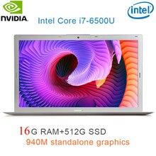 "P10-11 8G RAM 512G SSD Intel i7-6500u 15.6 Gaming laptop 2.5GHZ-3.1GHZ NvIDIA GeForce 940M 2G with Backlit keyboard"""