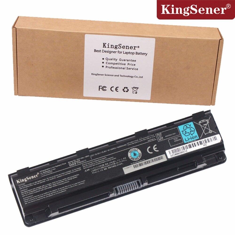 Korea Cell PA5109U PA5109U-1BRS Battery for Toshiba C45 C50 C50D C55 C70 P800 P870 L840 L800 S840 S870 PA5110U PABAS272 4200mAh цены