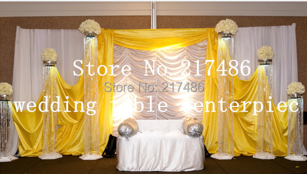 High quality wedding crystal pillars centerpiececs wedding walkway high quality wedding crystal pillars centerpiececs wedding walkway for wedding stage decoration in glow party supplies from home garden on aliexpress junglespirit Choice Image