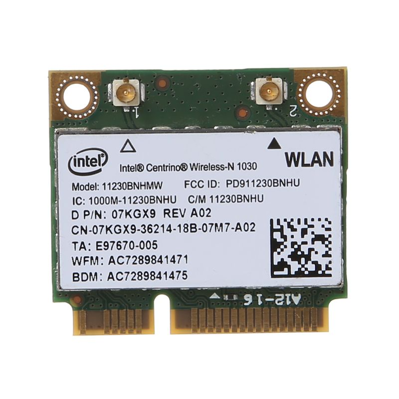 Intel 1030 11230BNHMW Wireless Card WIFI WLAN Bluetooth Inner Network Card For Dell N4110 N7110 N5110
