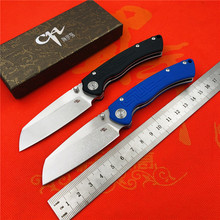 CH original folding knife toucans D2 Blade G10 handle camping hunting outdoor survival pocket knives EDC tool