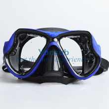 Yon Sub the latest fashion a diving glasses masks mirror snorkeling Sambo equipment