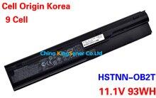 93WH Korea Cell Original Laptop-Batterie PR09 Für HP Probook 4330 S 4331 S 4430 S 4431 S 4435 S 4536 S 4530 S 4730 S HSTNN-OB2T PR06