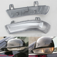 Car Styling Side Mirror With Indicator Turn Signals Lights For Volkswagen VW Golf 5 2003 2009