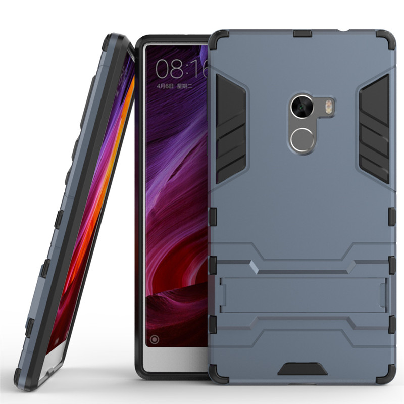 3D Luxury Combo Armor Case for <font><b>Xiaomi</b></font> <font><b>Mi</b></font> <font><b>Mix</b></font> for <font><b>Xiaomi</b></font> <font><b>Mi</b></font> <font><b>Mix</b></font> <font><b>2</b></font> Mix2 Evo 64GB <font><b>128GB</b></font> 256GB Shockproof Back cover Case shell image