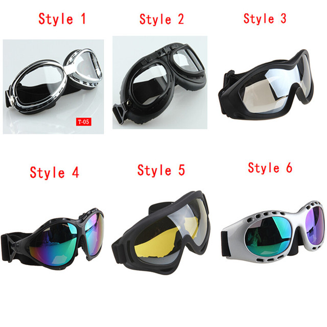 a5705e7e1daa Ski Skate Snowboard Goggles Motorcycle Cycling Ski Glasses Mountain Hiking Surfing  Goggles Glasses Lunettes Motocross Goggles