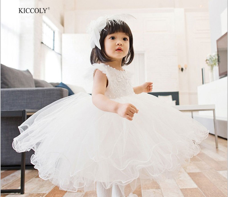 2016 New dresses for girls sleeveless girl party dress for 12M-12T First Communion Dresses for Girls Vestidos de  Free Shipping 2016 4colors sleeveless party dresses for girls age 2 16y flower girl dress white first communion dresses for girls