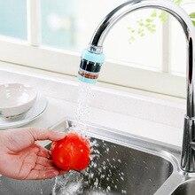 Кухня фильтр для воды с активированным углем кран бытовой очиститель воды Удаление ржавчины фильтрации отложений подвесной
