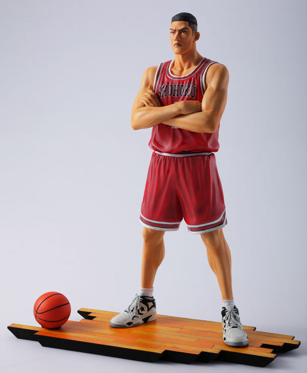 SLAM DUNK Akagi Takenori action figure pvc classic collection figure toy doll model garage kit Brinquedos anime 27cm anime one piece ainilu handsome action pvc action figure classic collection model tot doll