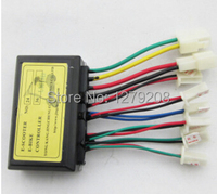 C3618D 250W DC 36V Brush Motor Electric Scooter Controller Speed Control Electric Bicycle Controller