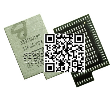 Para iphone 7 7-plus 7 p wifi módulo ic 339s00199 alta temp