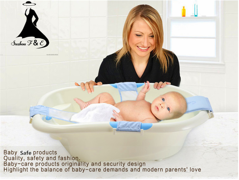 2015 Hot Sale Brand Best Baby Bath Tub Seats Support Cotton Portable ...