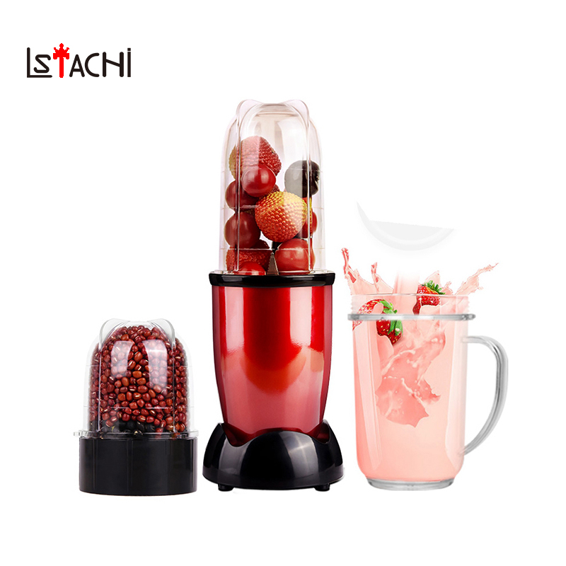 LSTACHi MINI Portable Electric juicer Blender Baby Food Milkshake Mixer Meat Grinder Multifunction Fruit Juice Maker Machine цены онлайн