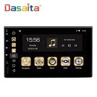 Dasaita 7 Universal 2din Android Car Radio 8 0 Octa Core 4GB 32GB 1024 600